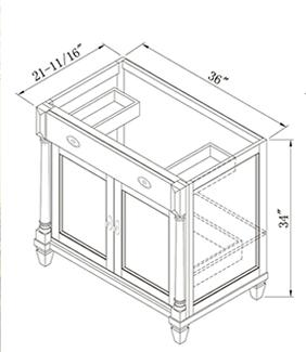 Sagehill Designs RP3621D image-10