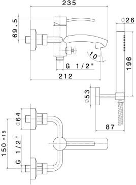 Newform 60640CUS image-2