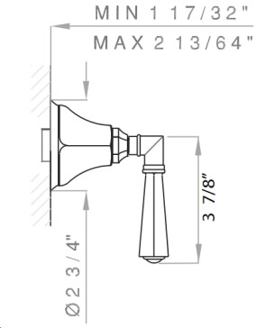 Rohl A4812LM image-2