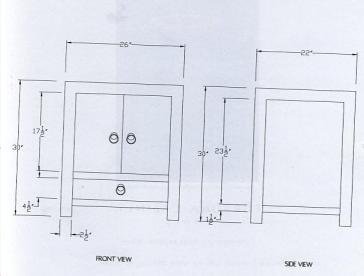 Terra Acqua Fortuna Cabinet image-2