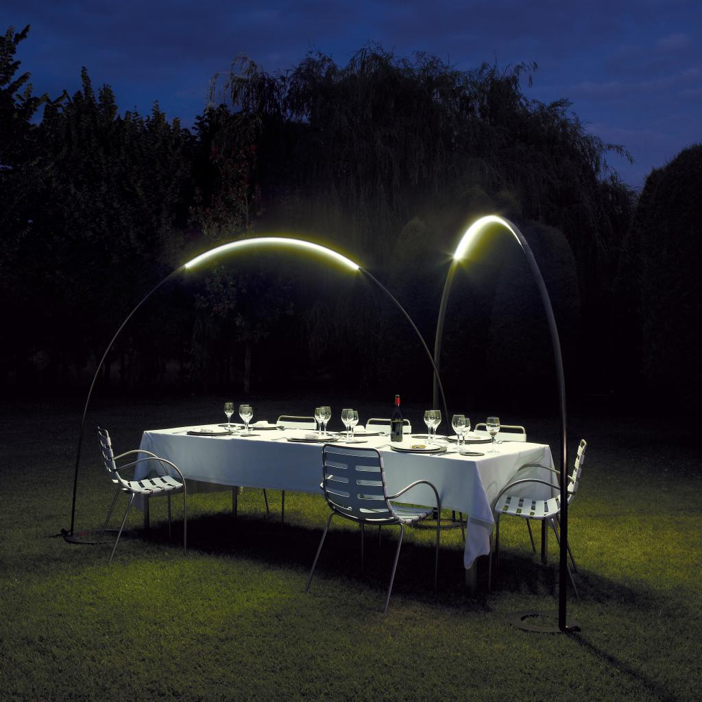 Vibia Halley Outdoor Light Arc