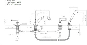 Rohl A1904LM image-2