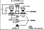 California Faucets 5104 image-2