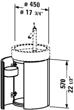 Duravit S19523 image-2
