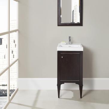 Fairmont Designs bathroom vanities image 2. Fairmont Designs 1510 V1816A Charlottesville 18  Bathroom Vanity