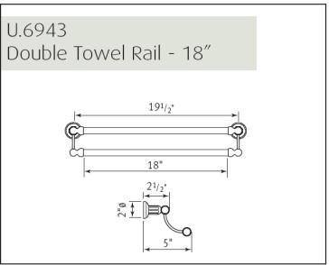 Rohl U.6943 image-2