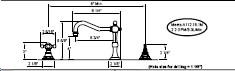 California Faucets 6102 image-2