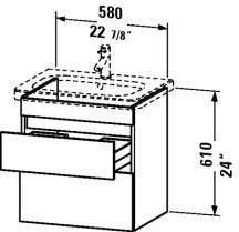 Duravit DS6480