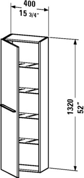 Duravit XL1152 image-2