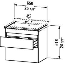 Duravit DS6487