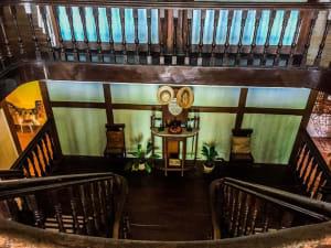 Balay Negrense -stairway