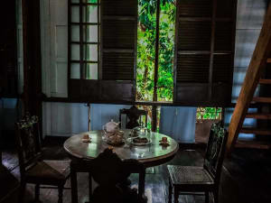 Balay Negrense -dining area for kids