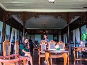 Balay Negrense - Guest area