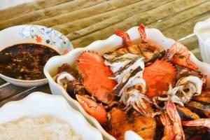 cebu bohol tour seafoods