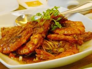 cebu bohol tour shrimp