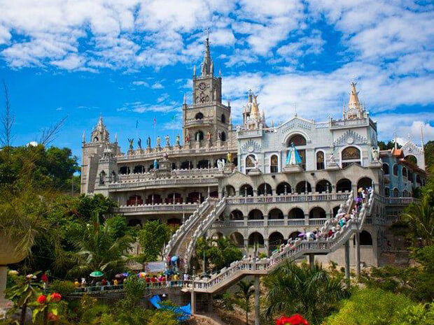 simala church cebu tour