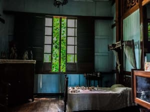 Balay Negrense - Bedroom