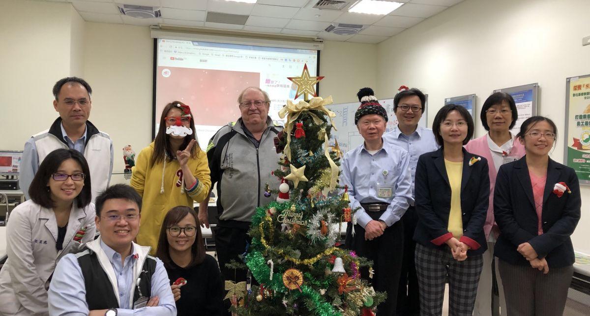 部門聖誕樹派對(2017/12/22)