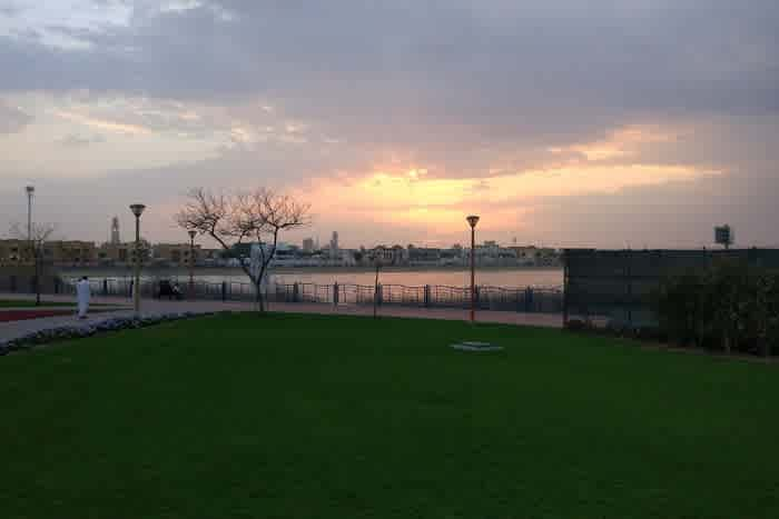 Al Quoz Pond Park
