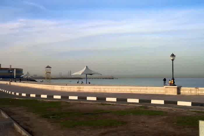 Ajman Corniche Waterfront