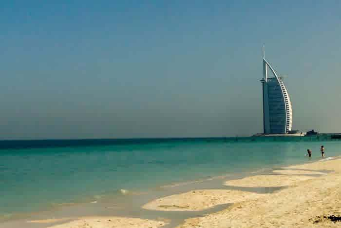 Al Sufouh Public Beach (Palace - Secret Beach)