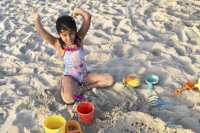 Al Khan Beach