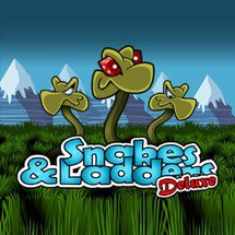 Snakes & Ladders Deluxe