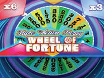 Wheel of Fortune: Triple Action Frenzy
