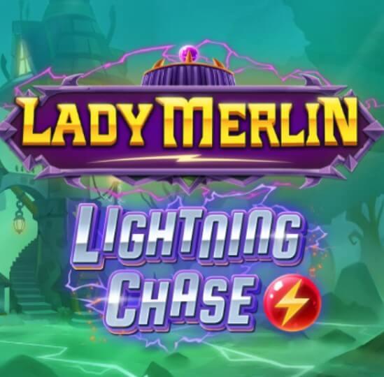 Lady Merlin Lightning Chase
