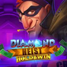 Diamond Heist Hold & Win