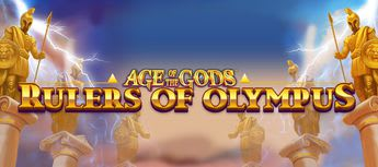 Age of the Gods: Rulers Of Olympus Slot
