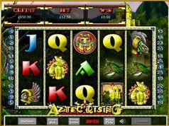 Aztec Rising Jackpot Slot