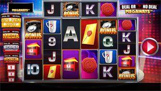 Deal or no Deal Megaways: The Golden Box  Slot