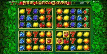 Four Lucky Clover  Slot