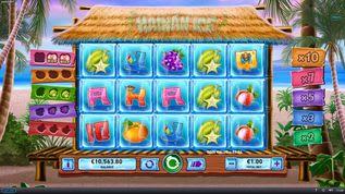 Hainan Ice Slot