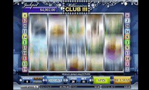 Millionaires Club Diamond Edition Slot