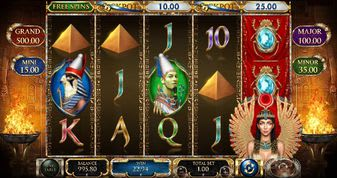 Mother of Horus Slot