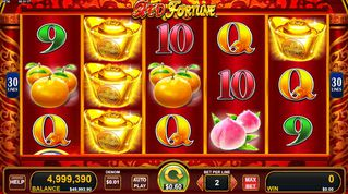 Red Fortune Slot