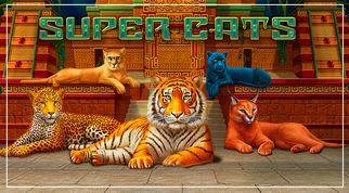 Super Cats Slot