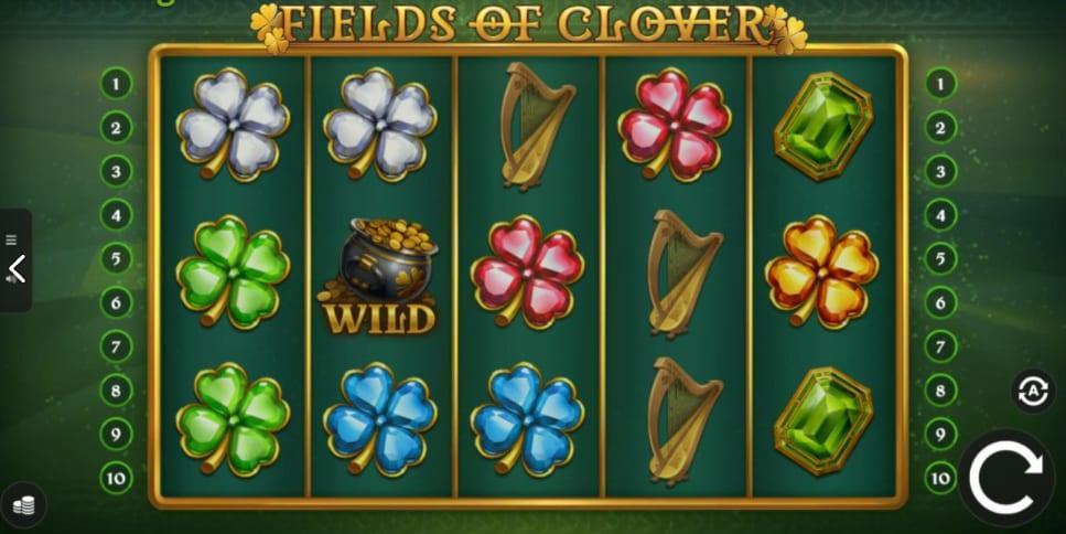 Fields of Clover  Slot