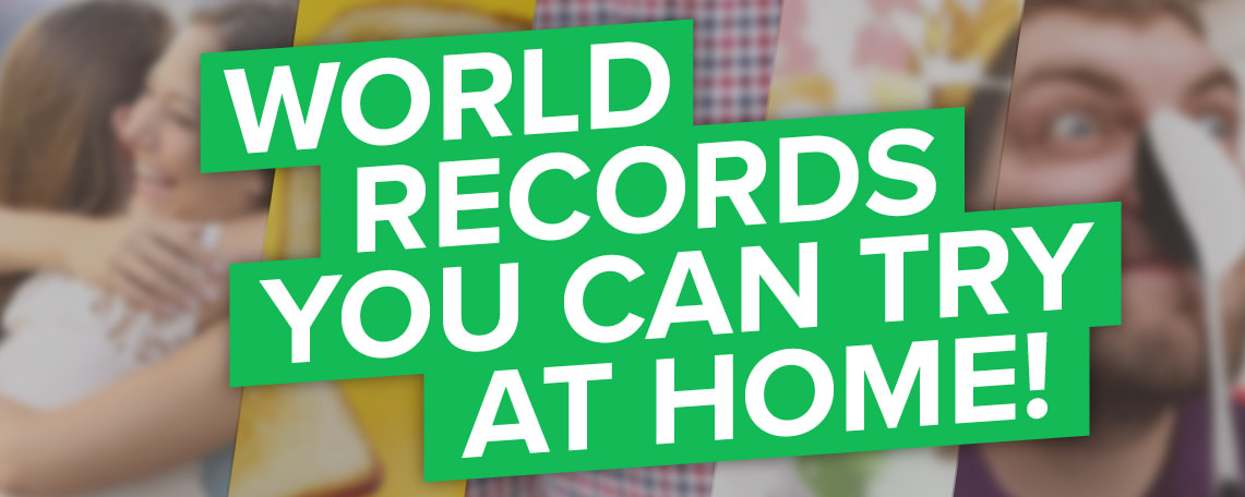Beat A World Record In Less Than 30 Seconds