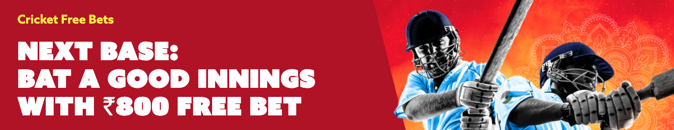 Get Cricket Free Bets on Funbet