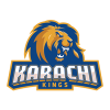 Karachi Kings Cricket Logo