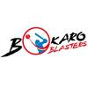 Bokaro Blasters Cricket Logo