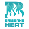 Brisbane Heat Women Cricket Logo