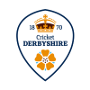 Derbyshire Cricket Logo