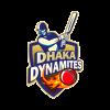 Dhaka Dynamites Cricket Logo