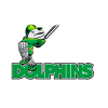 Dolphins Cricket Logo