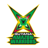 Guyana Amazon Warriors Cricket Logo