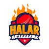 Halar Heroes Cricket Logo